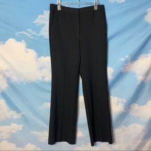 Ann Taylor- Black High Rise Pants size 8